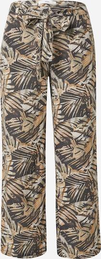 BRAX Pantalon 'Maine S' en beige / mélange de couleurs, Vue avec produit