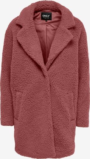 Cappotto di mezza stagione 'Aurelia' ONLY di colore rosso pastello, Visualizzazione prodotti