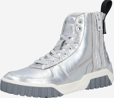 Sneaker alta 'LE RUA S-RUA MC' DIESEL di colore argento, Visualizzazione prodotti