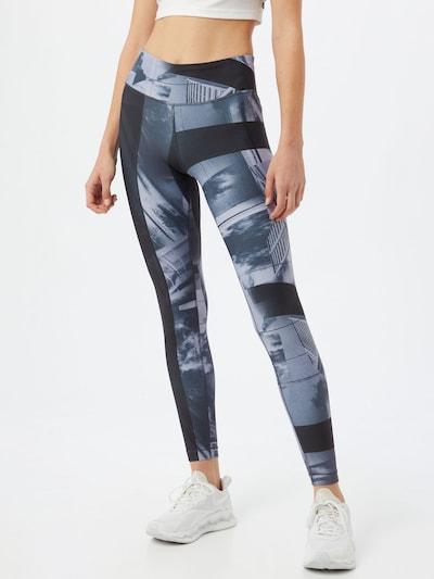 REEBOK Sportovní kalhoty 'Lux Bold' - mix barev / černá, Model/ka