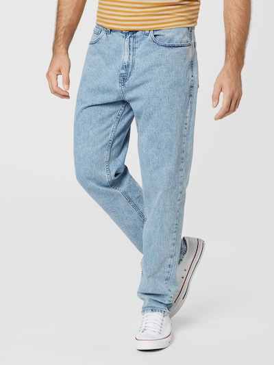 Cotton On Jeans in de kleur Blauw denim, Modelweergave