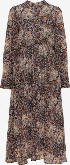 usha FESTIVAL Kleid in marine / senf / smaragd / rosé / bordeaux, Produktansicht