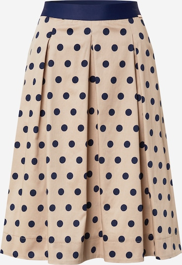 CINQUE Skirt in Champagne / Navy, Item view