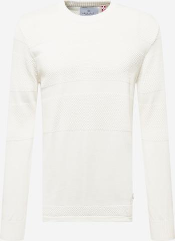 Pullover 'Hannes' di Kronstadt in bianco