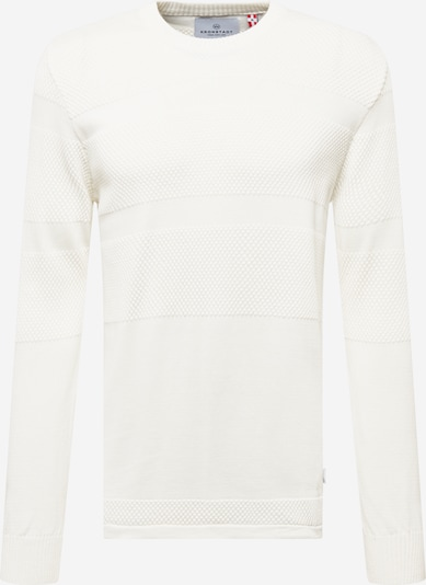 Pulover 'Hannes' Kronstadt pe alb, Vizualizare produs