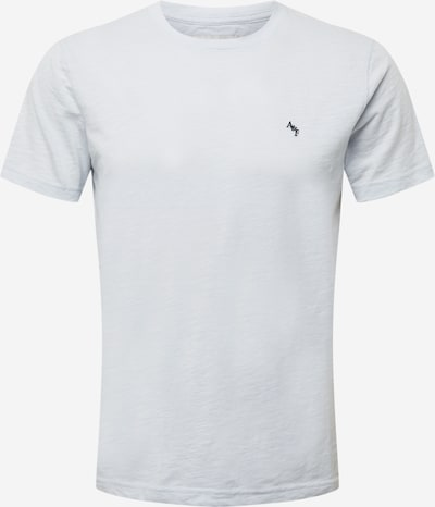Tricou Abercrombie & Fitch pe azur, Vizualizare produs