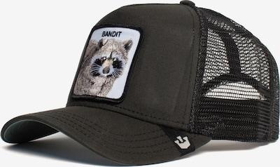 GOORIN Bros. Pet 'Bandit' in de kleur Grijs / Zwart, Productweergave