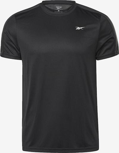 REEBOK Funktionsshirt in schwarz, Produktansicht