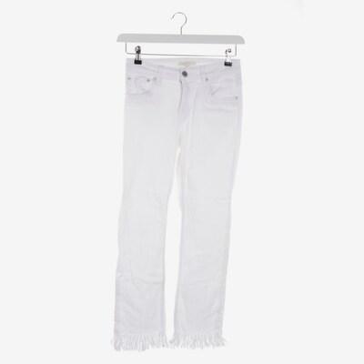 Maje Jeans in 23-24 in weiß, Produktansicht