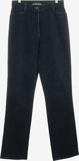DEYK High Waist Jeans in 28 in dunkelblau, Produktansicht