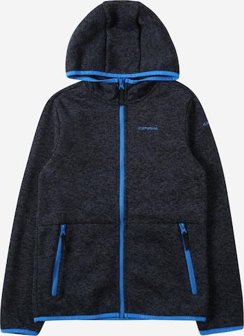 ICEPEAK Fliisjakk 'KRUM', värv sinine