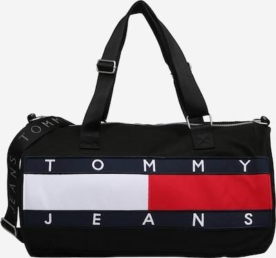 Tommy Jeans Bolsa de viaje en navy / rojo / negro / blanco, Vista del producto