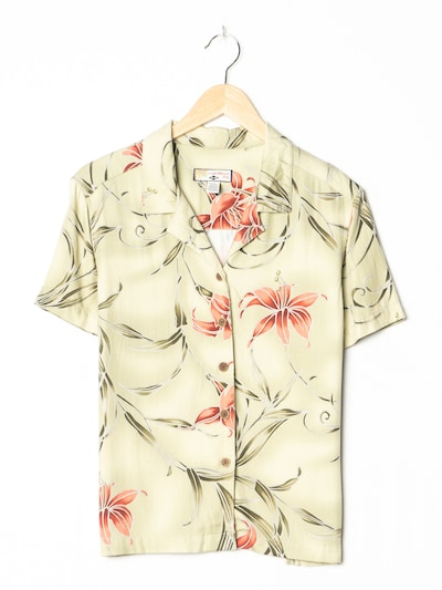 Caribbean Joe Hawaiihemd in L in schilf, Produktansicht