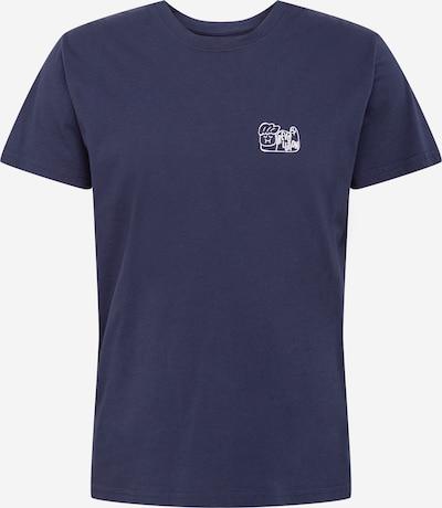 Marškinėliai iš Revolution , spalva - tamsiai mėlyna jūros spalva / balta, Prekių apžvalga