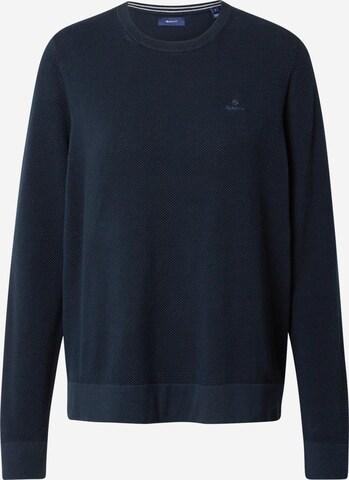 GANT Pullover in Blau