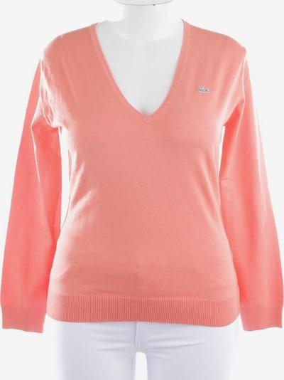 LACOSTE Pullover / Strickjacke in XL in koralle, Produktansicht