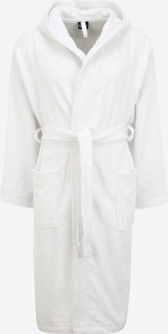 CECEBA Badekåpe lang i hvit