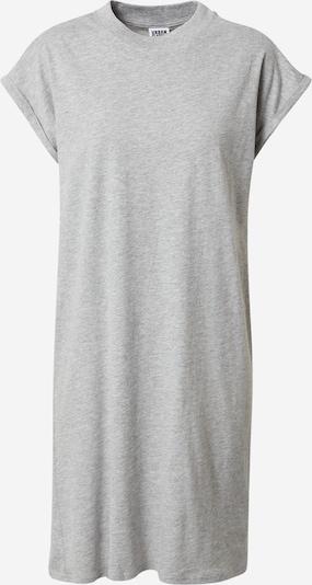 Urban Classics Curvy Kleid in graumeliert, Produktansicht