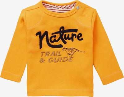 Noppies Shirt 'Taber' in de kleur Geel / Zwart, Productweergave
