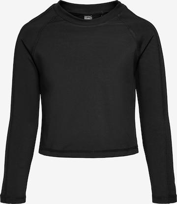 T-Shirt fonctionnel 'Jana' ONLY PLAY en noir
