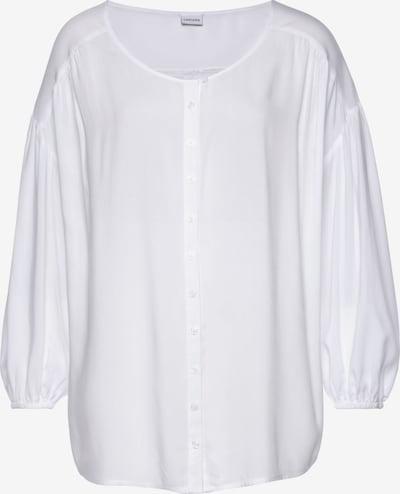LASCANA Bluzka w kolorze białym, Podgląd produktu