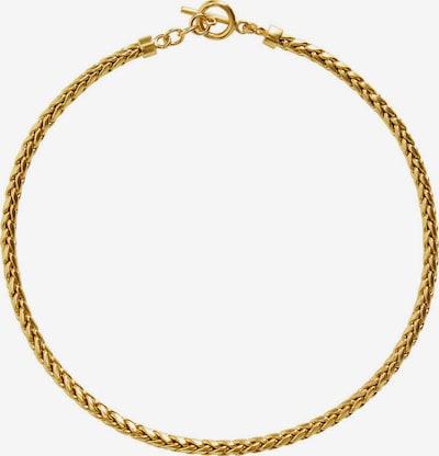 MANGO Chaîne en or, Vue avec produit