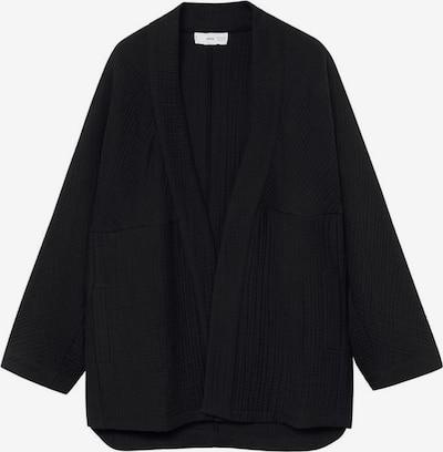 MANGO Jacke 'tokyo' in schwarz, Produktansicht