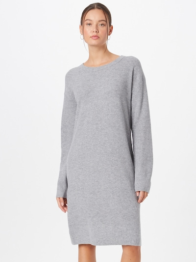 GAP Knitted dress in Grey, View model