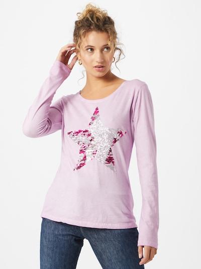 Stitch and Soul Koszulka w kolorze różowym: Widok z przodu