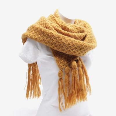 By Malene Birger Scarf & Wrap in One size in Mustard, Item view