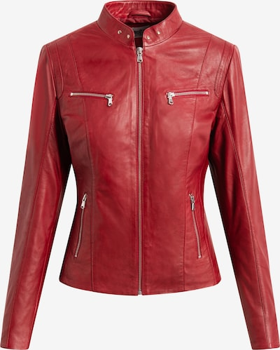 Molltan Jacke 'Stella' in rot, Produktansicht