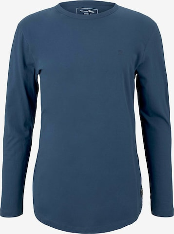TOM TAILOR DENIM Shirt in Blau