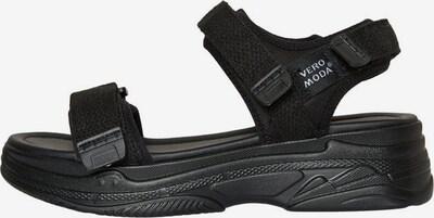 VERO MODA Sandales de randonnée en noir, Vue avec produit