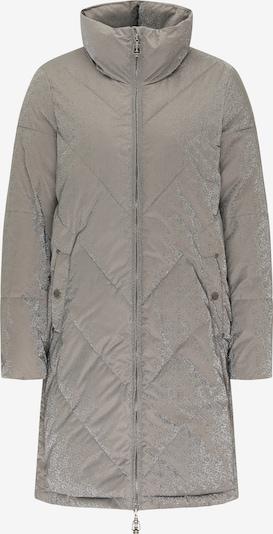DreiMaster Vintage Manteau d'hiver en taupe, Vue avec produit