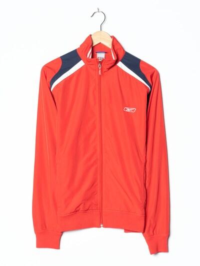 Reebok Sport Sportjacke in L-XL in rot, Produktansicht