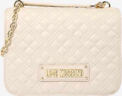 Love Moschino Torba na ramię w kolorze kremowy / złotym, Podgląd produktu
