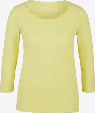s.Oliver Shirt in lemon yellow, Item view