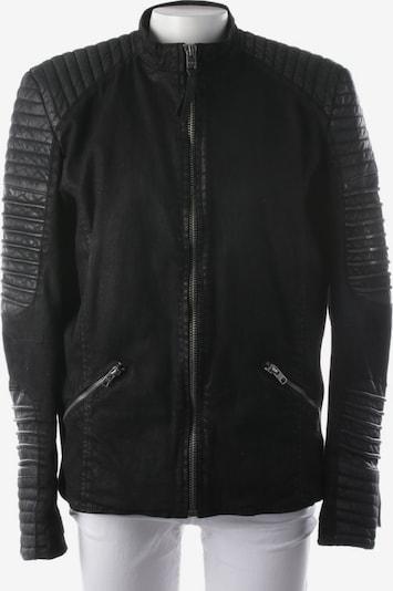 tigha Bikerjacke in XXL in schwarz, Produktansicht
