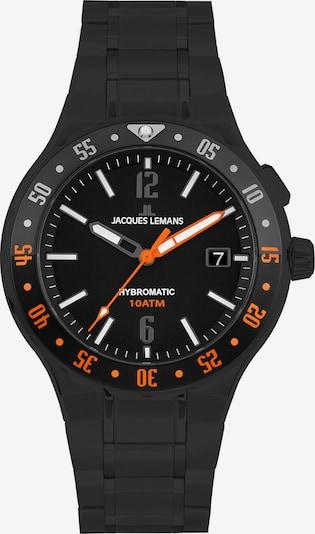 Jacques Lemans Analog Watch in Grey / Orange / Black / White, Item view