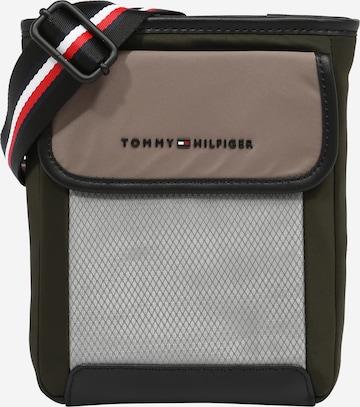 TOMMY HILFIGER Õlakott, värv roheline