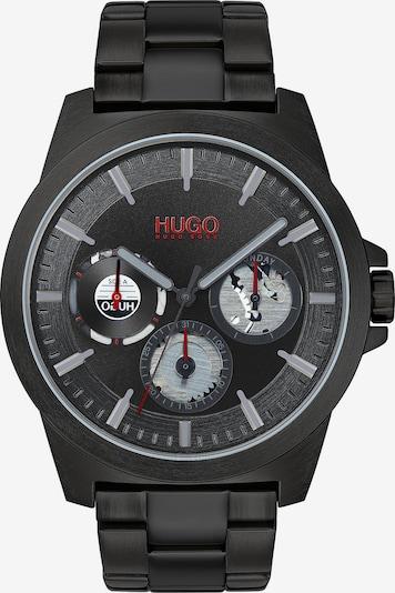 HUGO Hugo Herren-Uhren Analog Quarz ' ' in schwarz, Produktansicht