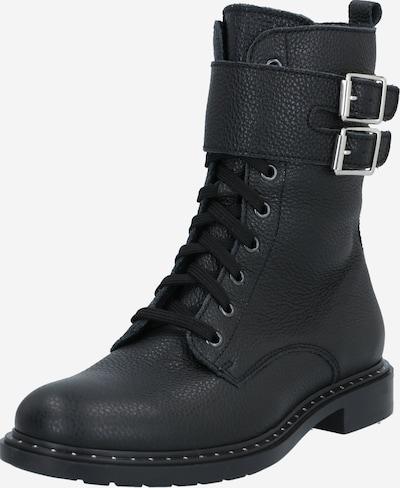 RICHTER Stiefel in schwarz: Frontalansicht