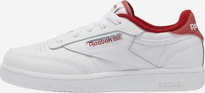 Reebok Classic Zapatillas deportivas 'Club C 85' en rojo / blanco, Vista del producto