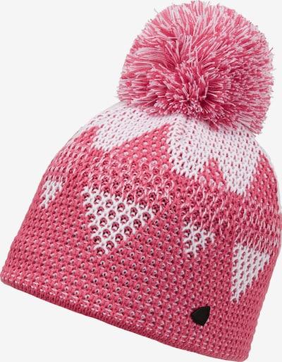 ZIENER Strickmütze 'ILMI' in pink, Produktansicht