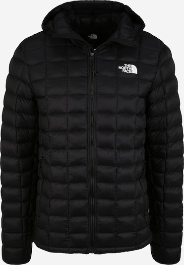 THE NORTH FACE Udendørsjakke 'THERMOBALL SUPER' i sort, Produktvisning