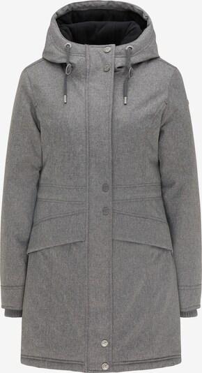 DreiMaster Vintage Winterparka in grau, Produktansicht
