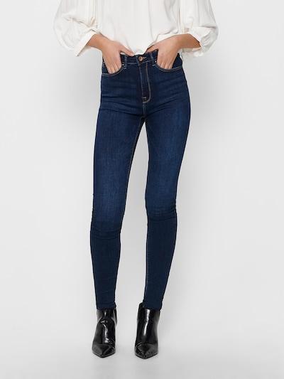 Džinsai iš ONLY , spalva - tamsiai (džinso) mėlyna, Modelio vaizdas