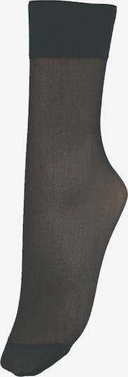 Esda Feinstrümpfe in graphit, Produktansicht