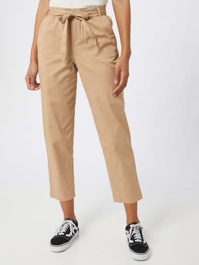 TOM TAILOR DENIM Chino trousers in Beige, View model