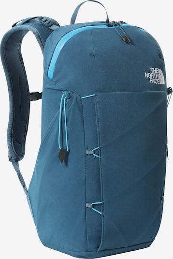 THE NORTH FACE Sports Backpack in Pastel blue / White, Item view